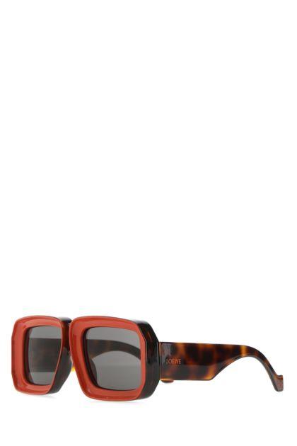 Two-tone acetate Paula's Ibiza sunglasses