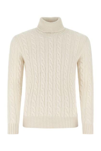 Ivory wool sweater