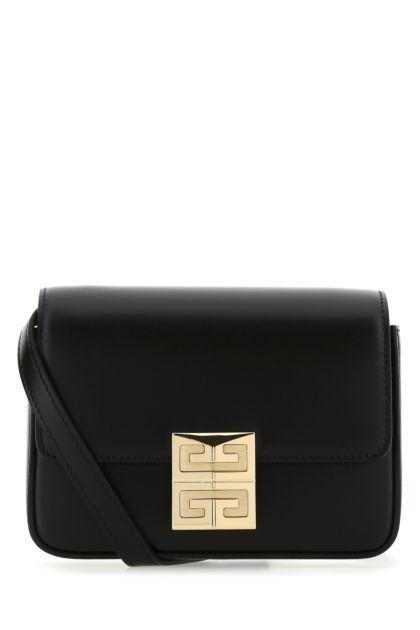 Black leather small 4G crossbody bag