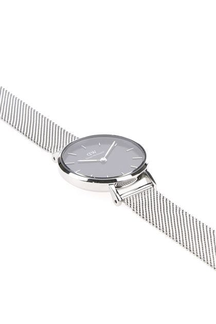 Silver stainless steel Petite Sterling watch