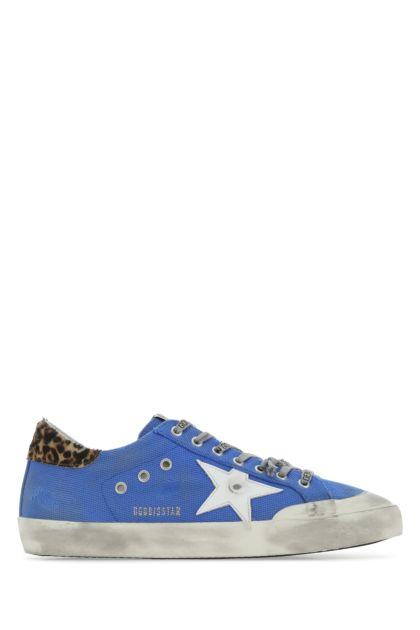 Multicolor fabric Super Star sneakers
