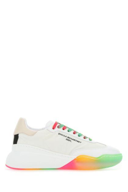 Multicolor fabric Loop sneakers
