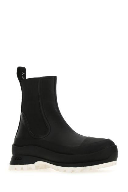 Black alter nappa Trace boots