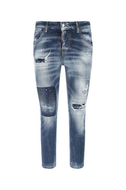 Denim Cool Girl jeans