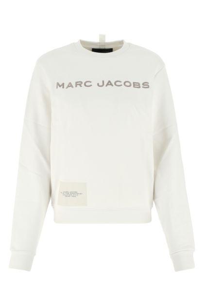 Chalk cotton sweatshirt