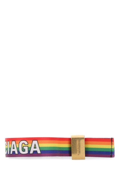Multicolor fabric Party bracelet