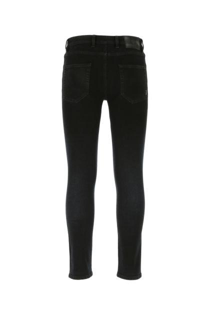 Slate stretch denim Rock jeans