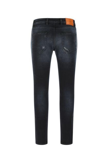 Slate stretch denim jeans
