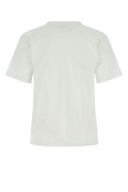 Chalk cotton t-shirt