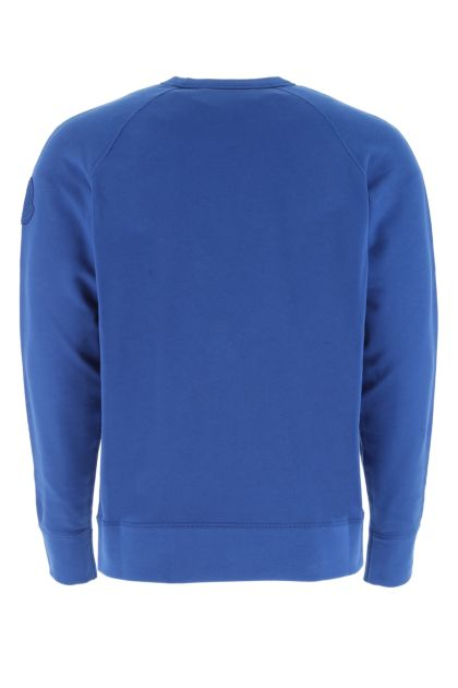 Blue 2 Moncler 1952 sweatshirt
