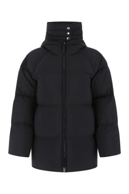 Black nylon 2 Moncler 1952 down jacket