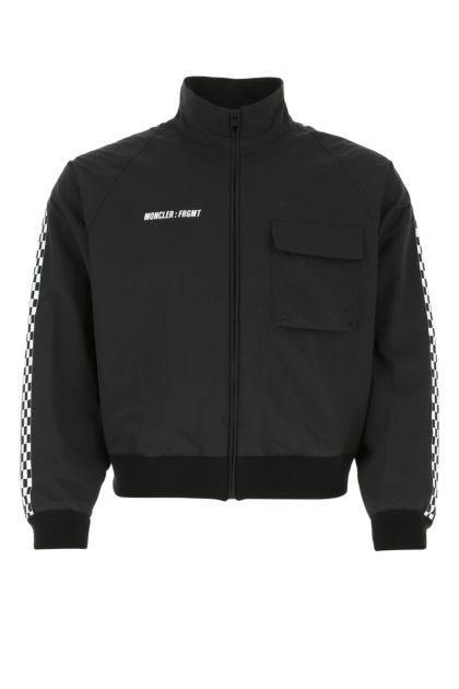 Black 7 Moncler Fragment Hiroshi Fujiwara jacket
