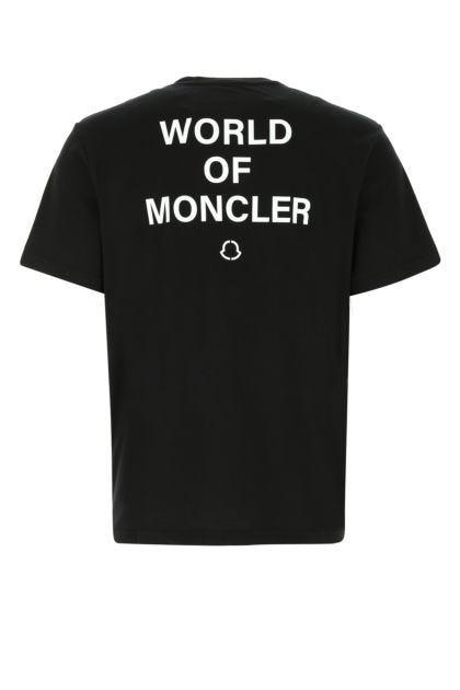 Black 7 Moncler Fragment Hiroshi Fujiwara t-shirt