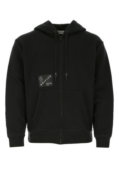 Black 7 Moncler Fragment Hiroshi Fujiwara sweatshirt