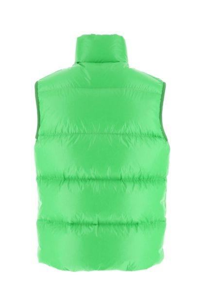 Green 2 Moncler 1952 sleeveless down jacket