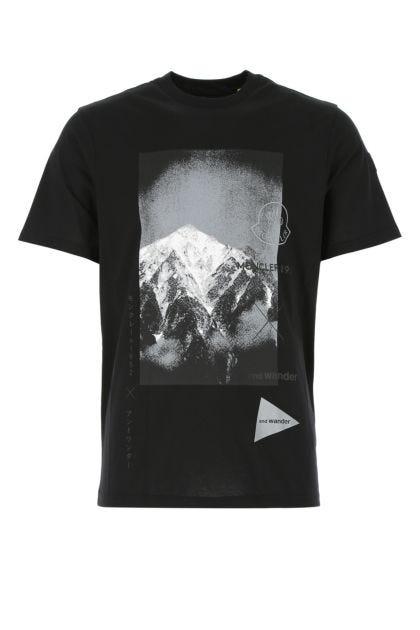 Black 2 Moncler 1952 t-shirt