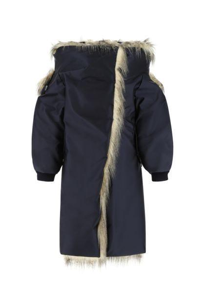 Blue Re-nylon jacket