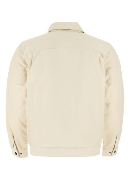 Sand cotton shirt