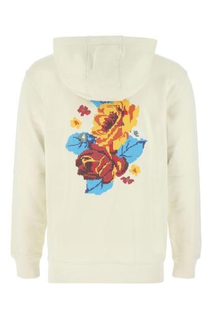 Sand cotton sweatshirt