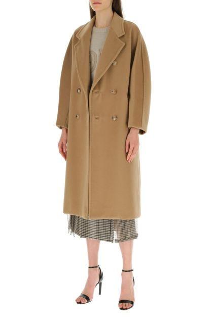 Beige wool blend Mad1951 coat
