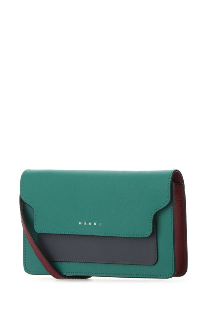 Multicolor leather phone holder