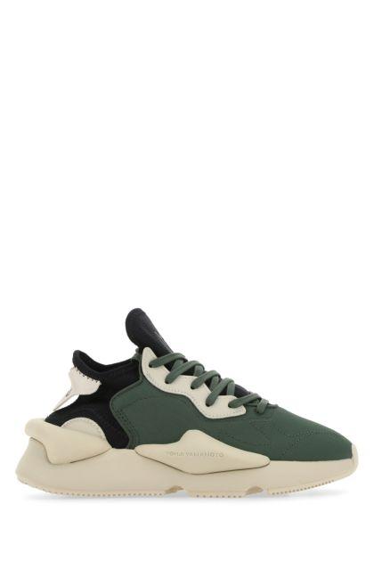 Multicolor fabric Kaiwa sneakers