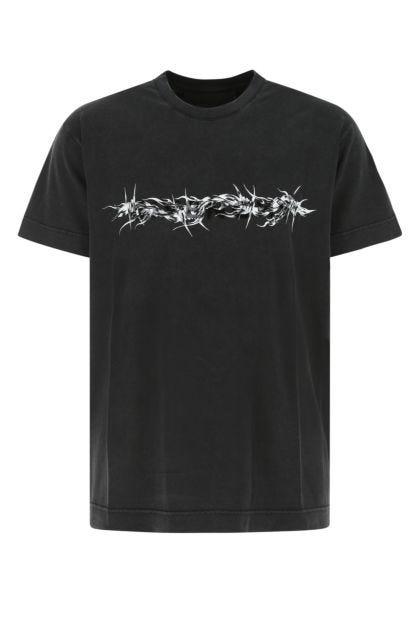 Slate cotton t-shirt