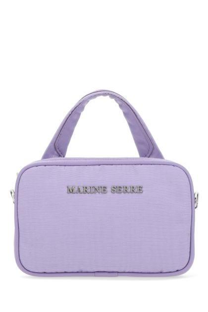 Lilac viscose phone case