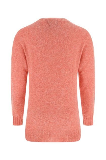 Melange pink Birth Of The Cool sweater