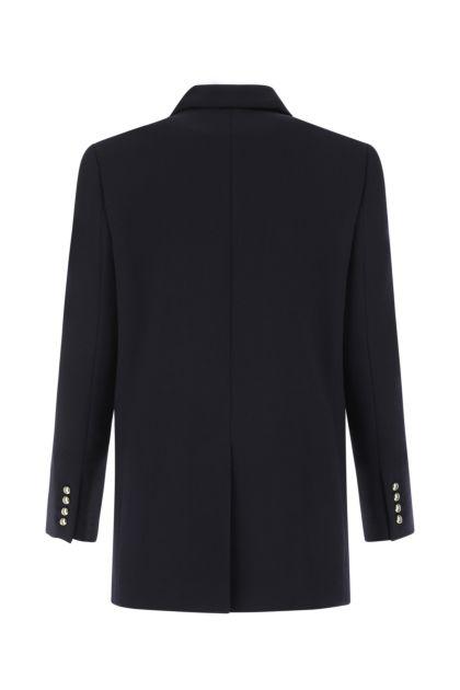 Navy blue wool Resolute blazer