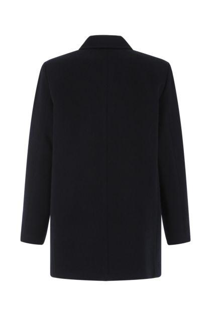 Dark blue wool blend Pegaso blazer