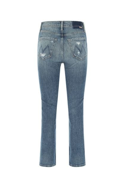 Stretch denim The High Waisted Rider Ankle jeans
