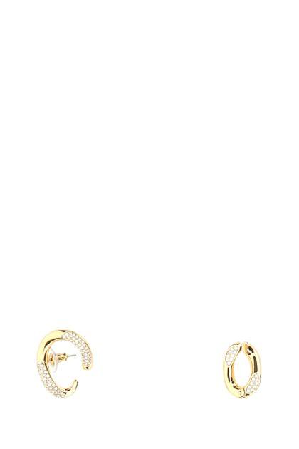 Gold metal Dextera ear cuff