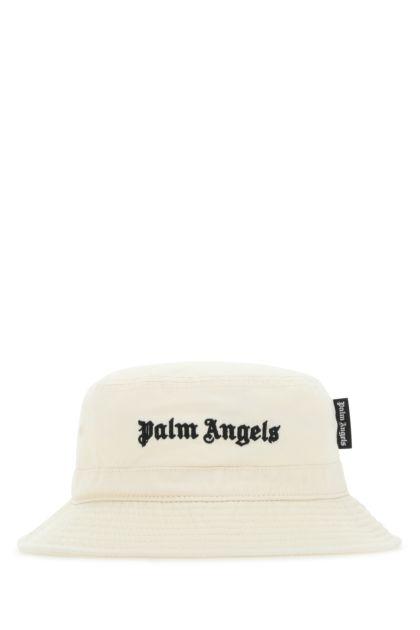 Ivory cotton hat