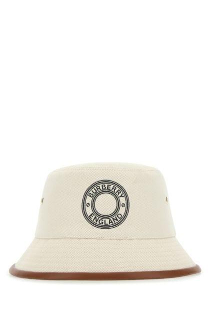 Sand canvas hat