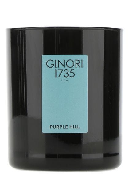 Purple Hill scented candle