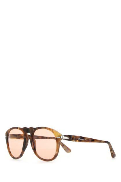 Multicolor acetate 649 sunglasses