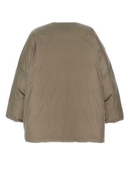 Khaki 4 Moncler Hyke down jacket